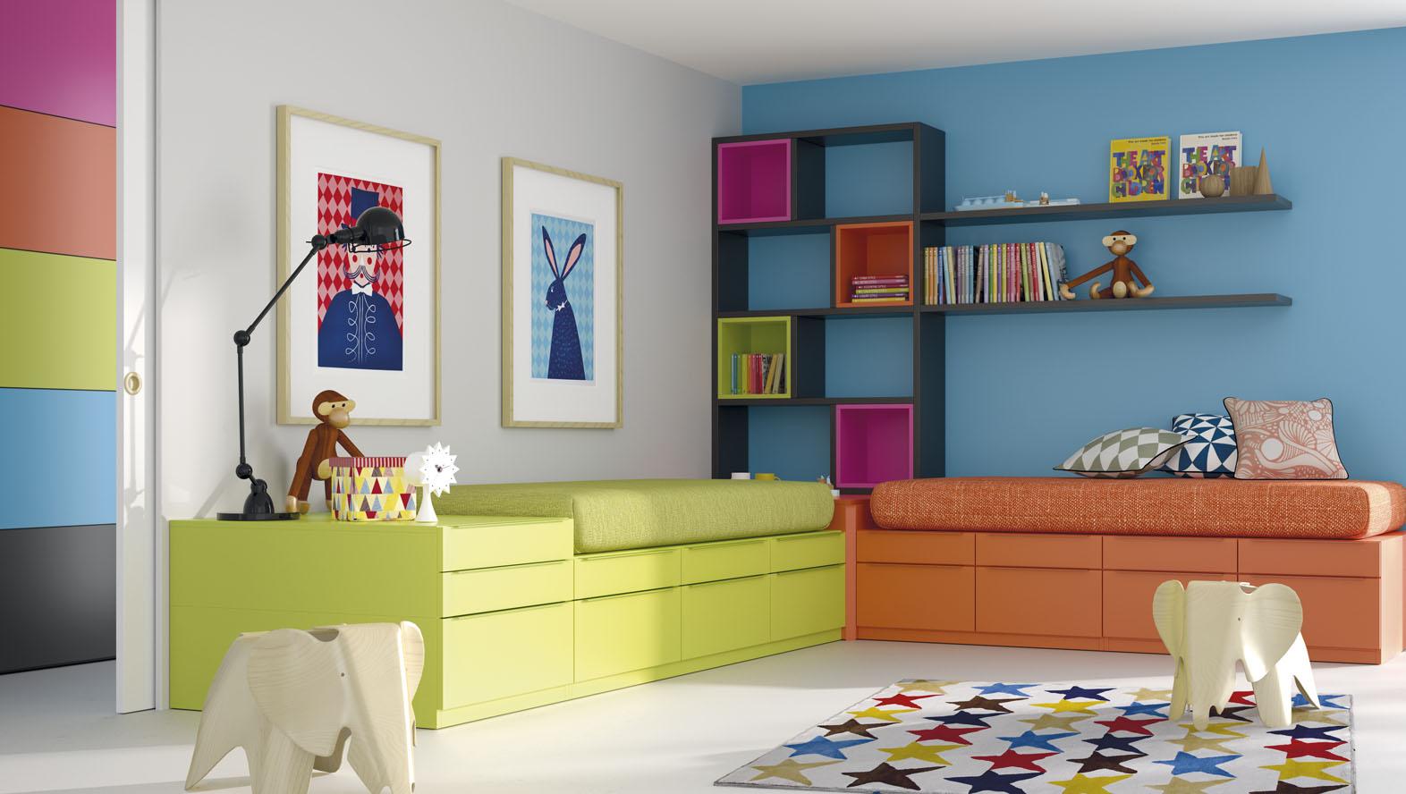 Dormitorios Infantiles Nios Cool Best Dormitorios Infantiles Para